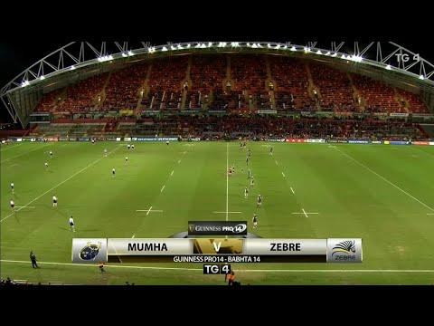 Guinness PRO14: Round 14 - Munster Rugby v Zebre Match Highlights