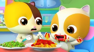 """""""No No"""" Table Manners Song 