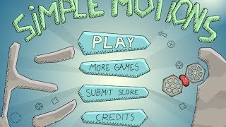 SIMPLE MOTIONS Level1-8 Walkthrough
