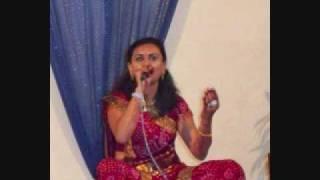 Gujarati sugam sangeet - Aa phool khilya ke chahera - Priti Gajjar Ghosh