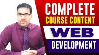 Professional Diploma in WEB DEVELOPMENT | Best Course after 12th | Web development course | website