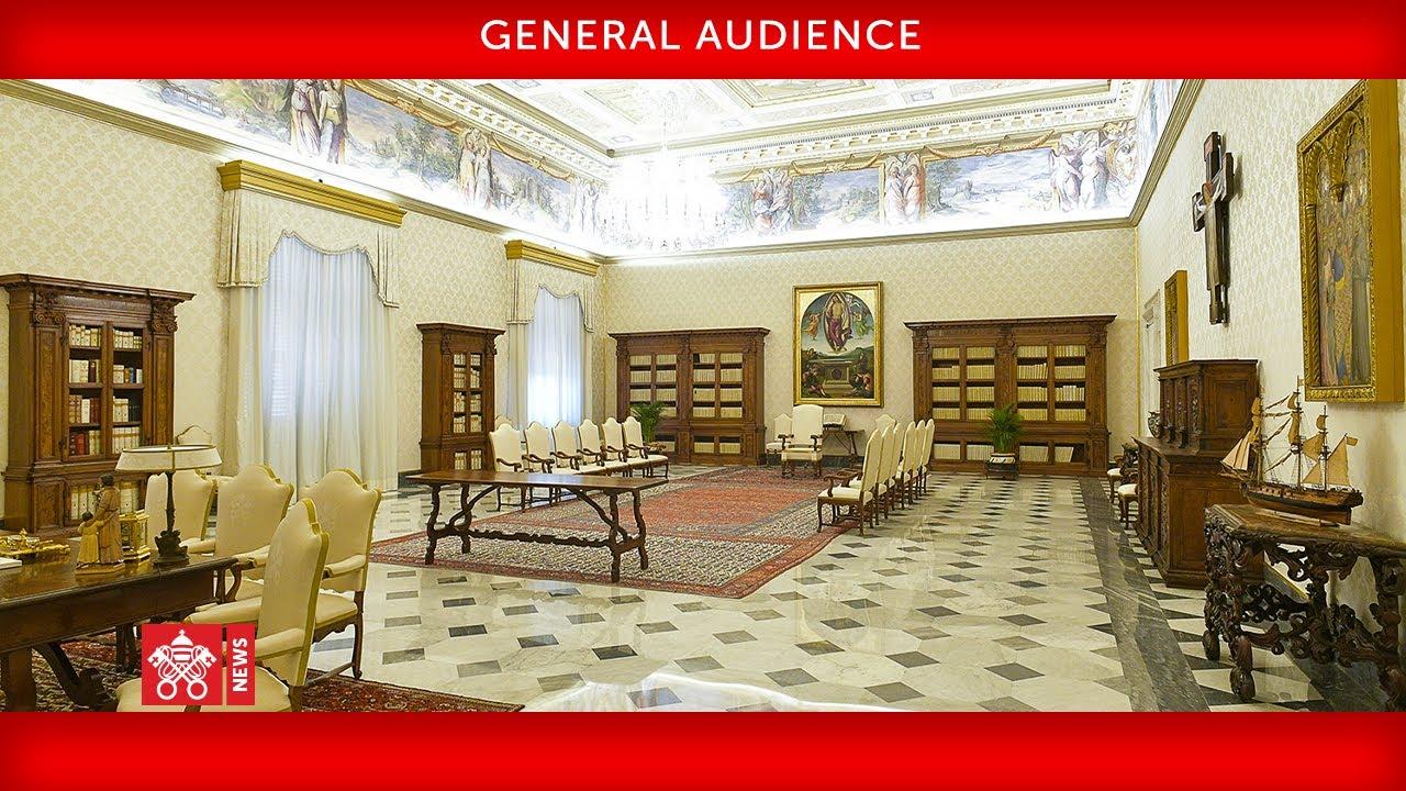 August 12 2020, General Audience | Pope Francis