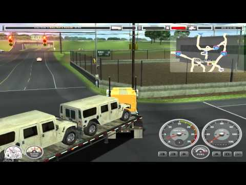 18 Wheels of Steel: Haulin  Gameplay