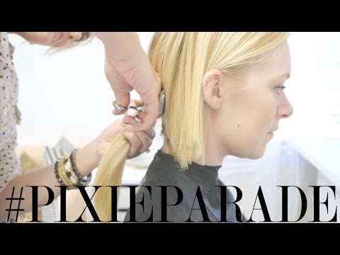 Pixie Haircut Transformation: Claire's Before and After