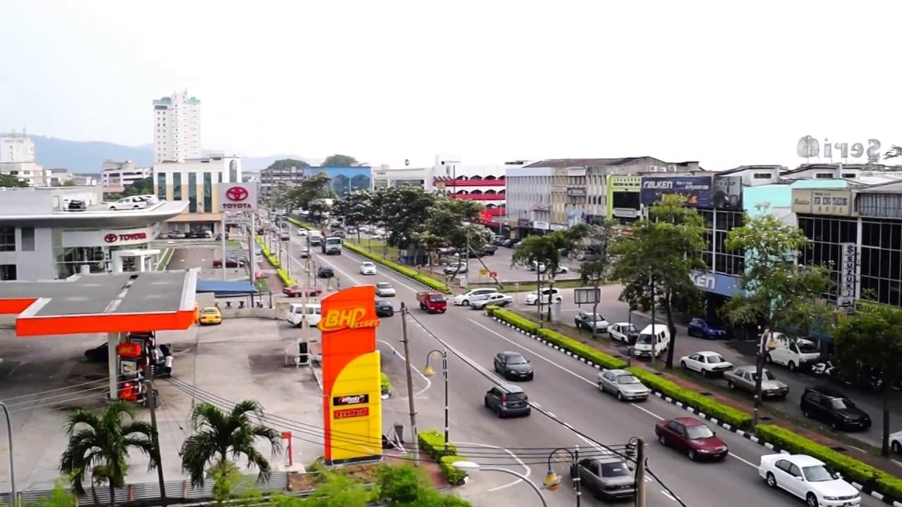 Malaysia Johor Batu Pahat BP View Scenery from Pelican