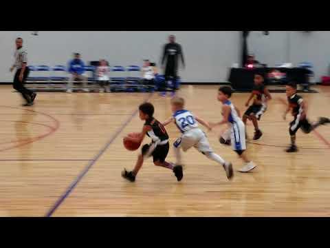 8 year old baller - 2/11/18 highlights