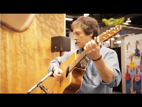 NAMM 2016: Peppino D'Agostino Live At The Dunlop Booth (Part 2)