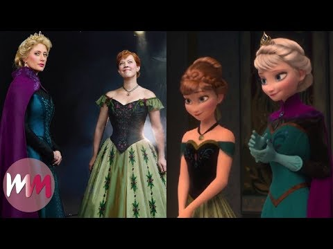 Top 5 Facts about Frozen: The Musical