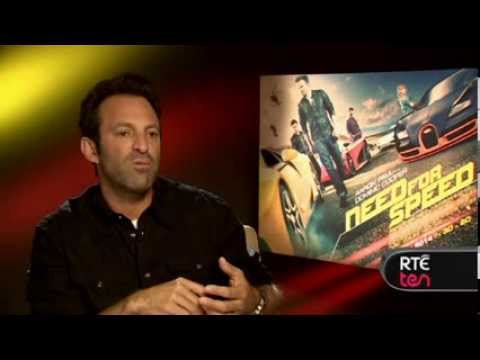 Need for Speed Director Scott Waugh