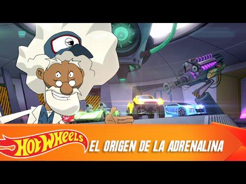 Team Hot Wheels El Origen De La Adrenalina Hot Wheels Youtube