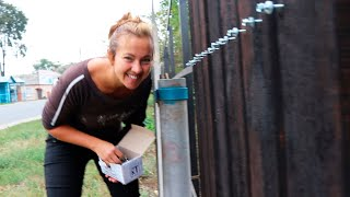 ⚫How to Make the Most Beautiful Fence not Like Everyone's! And how much does it cost? FINAL►3