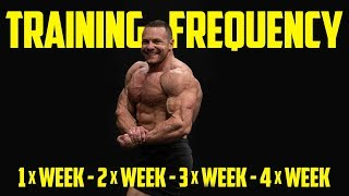 Training Frequency Does NOT Matter For Beginners   Tiger Fitness