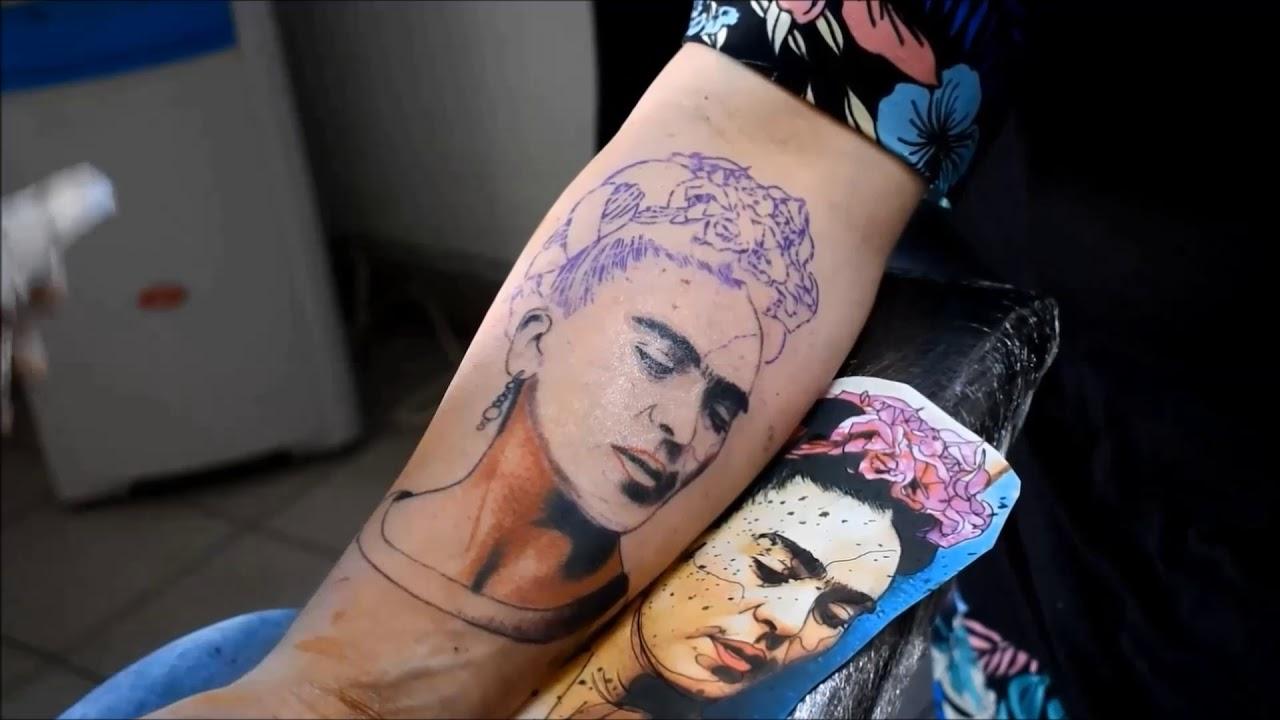 Fity Tattoo Paraná Entre Ríos Timelapse Tattoo Realismo Youtube