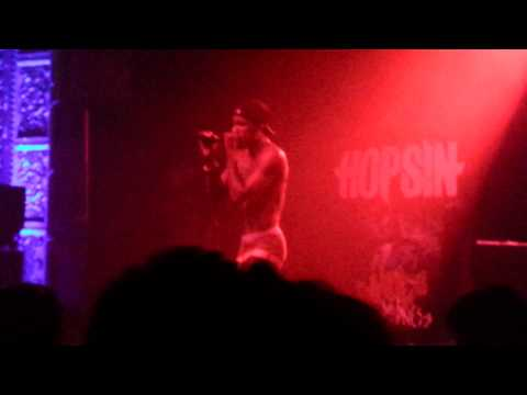 Hopsin's Knock Madness Tour '14 - Good Guys Get Left Behind Live @ Sunshine Theater, Albuquerque NM