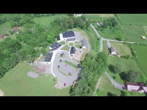 Aerial Tour of Smoot Elementary School