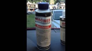 Отчет по использованию присадок Вагнер