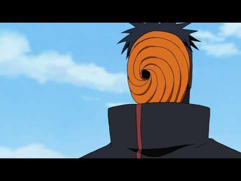 Tobi Changes Voice | Naruto Shippuden
