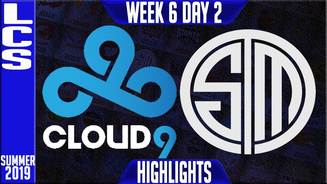 C9 vs TSM Highlights Videosu