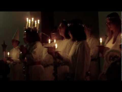 Lucia, Greifswald - Jul, Jul, Strålande Jul / Sancta Lucia