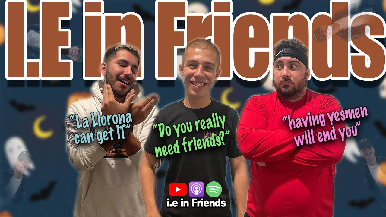 Download Ep. 31 - Do You Need Friends? Not being Enough, Trust Issues & More!