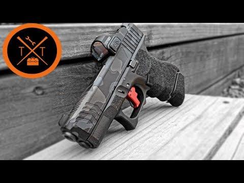 Affordable Custom Glock 26 & Glock 19 Review! w/Coupon Code
