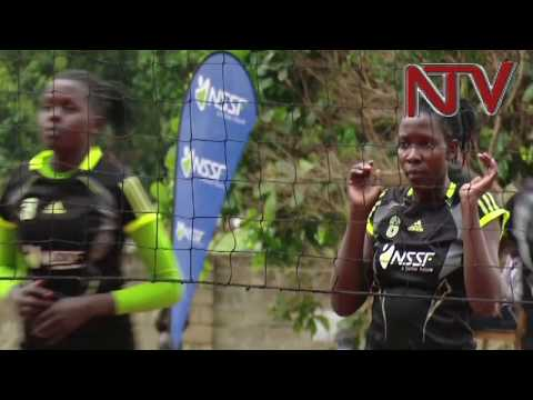 Nkumba University starts preparations for African women's volleyball championships
