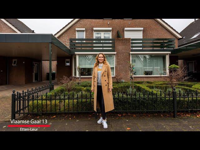 Nieuw in de verkoop;: Vlaamse Gaai 13 te Etten Leur