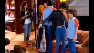Chiquititas- Roupas do concurso de dança