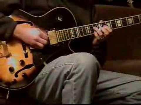 Take The A Train Solo Jazz Guitar Youtube