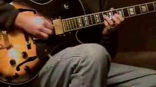 "Take The ""A"" Train-Solo Jazz Guitar"