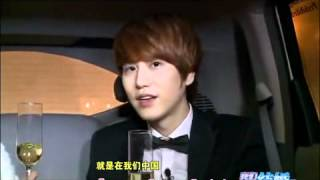 Repeat youtube video [Thaisub] 120214 WGM (Chinese Special) - Kyuhyun & Loura Cut [1-4]