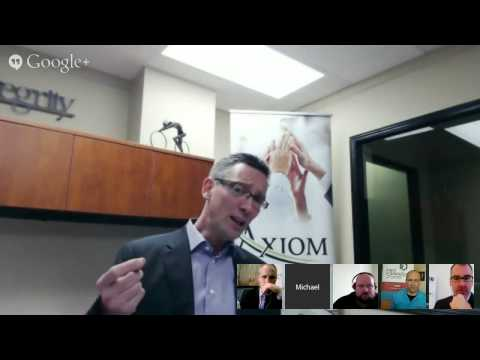 Michael Cameron: President/CEO Axiom Mortgage Partners