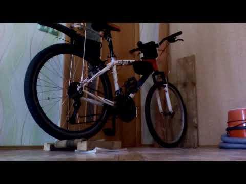 велотренажёр своими руками