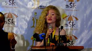 Albinism Society Of Kenya Launches Mr And Miss Albinism Kenya