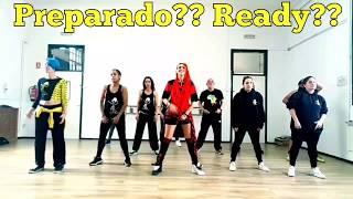 Flashmob - VALIDÉ - Shaka Dance®