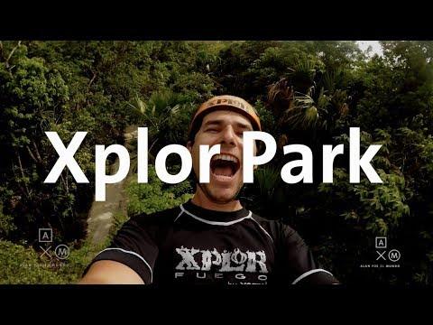 Un día en Xplor 4k   Alan por el mundo