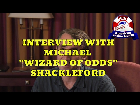 "Michael ""Wizard of Odds"" Shackleford Interview"