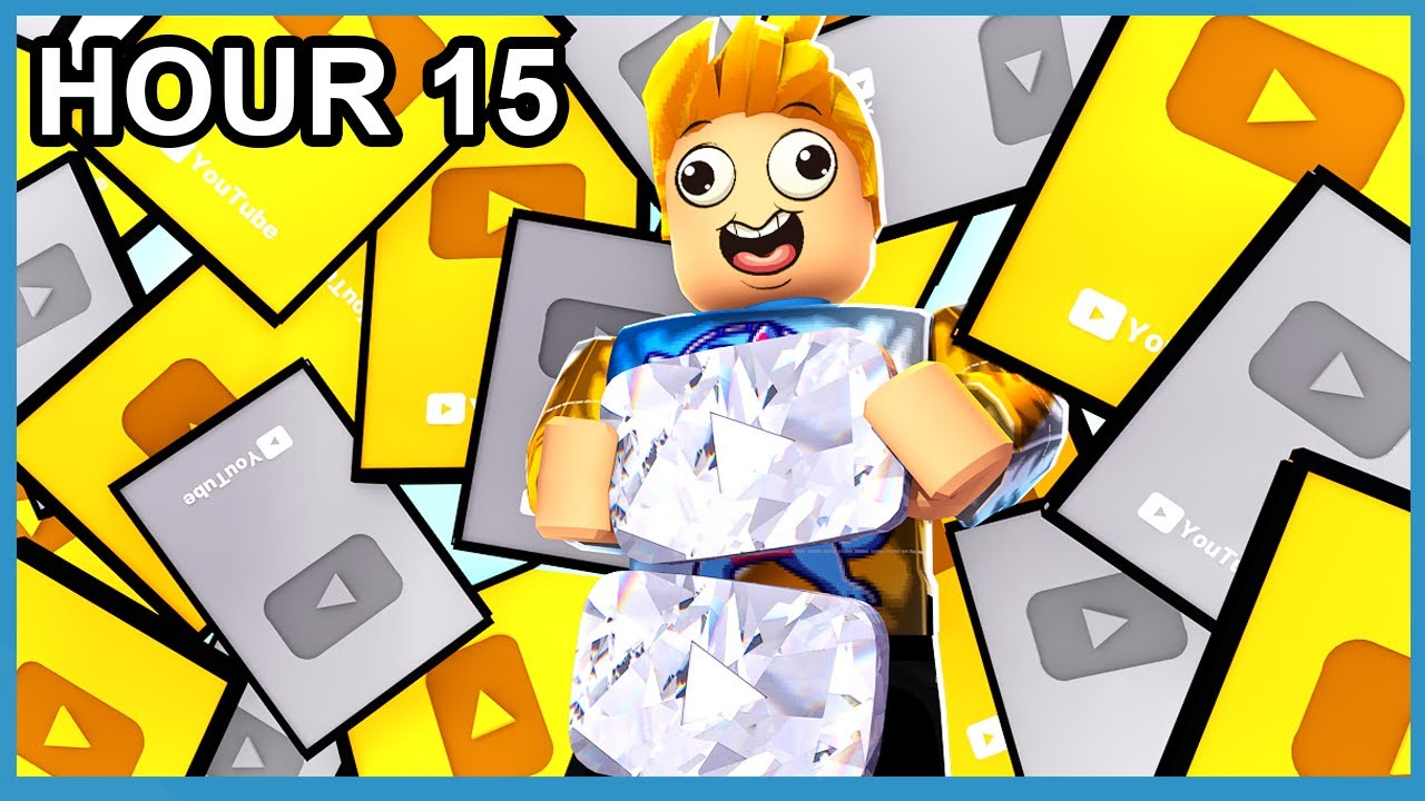 I Unlocked Every PlayButton In Roblox Youtuber Simulator