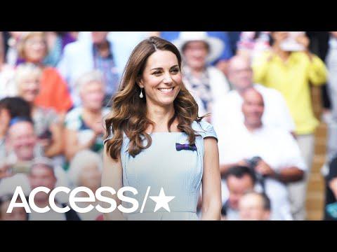 From Kate To Pippa Middleton, See The Most Coordinated Fashion At Wimbledon 2019