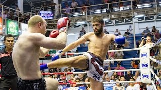 Michalis Sumalee Boxing Gym VS Anastas Sitsongpeenong: Bangla Boxing Stadium, 26th August 2015