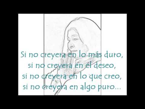 Mercedes Sosa - La Maza (Letra,Lyrics)