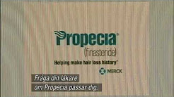 Propecia (Finasteride) - 2009 Swedish TV News Report - Persistent Erectile Dysfunction Now Official