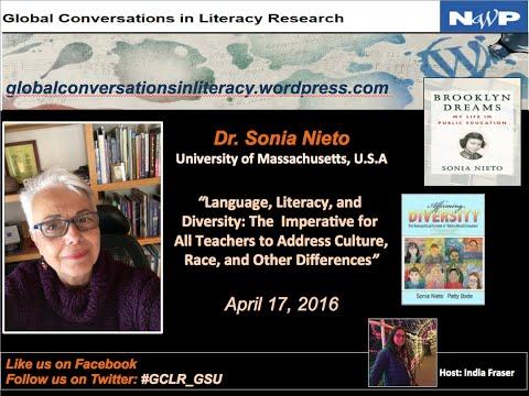 Sonia Nieto - Language, Literacy, and Diversity