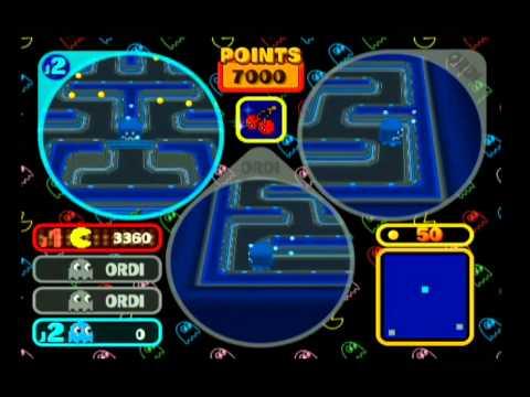 Pac-Man VS Gameplay Pac Man