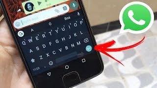 Botão enter do WhatsApp sumiu? Como resolver!