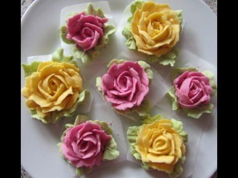 Розы с  натуральными красителями(морковь ,свеклa , шпинат)
