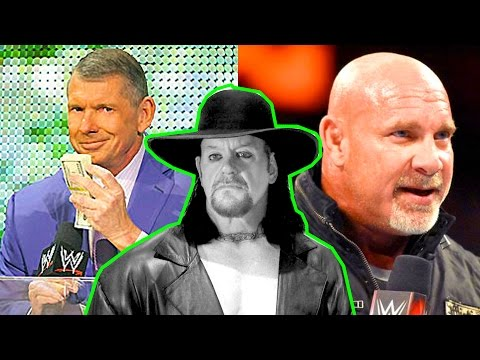WILL VINCE SELL WWE? UNDERTAKER vs. GOLDBERG AT WRESTLEMANIA? (DIRT SHEET Pro Wrestling News Ep. 14)