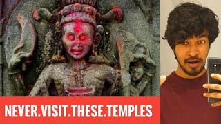 Never Visit These 7 Temples! | Tamil | Madan Gowri | MG