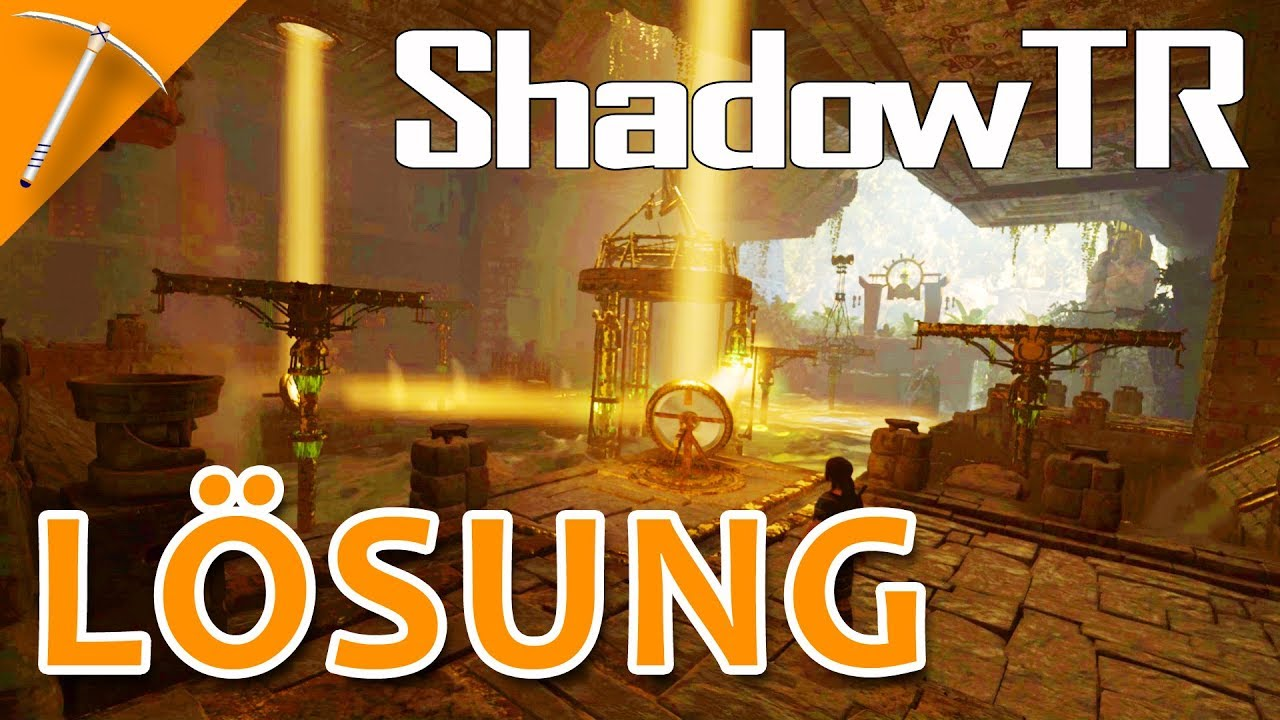 Tempel Der Sonne Herausforderungsgrab Shadow Of The Tomb Raider