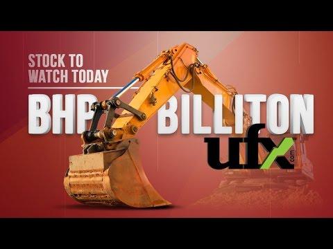Stock to watch - BHP Billiton